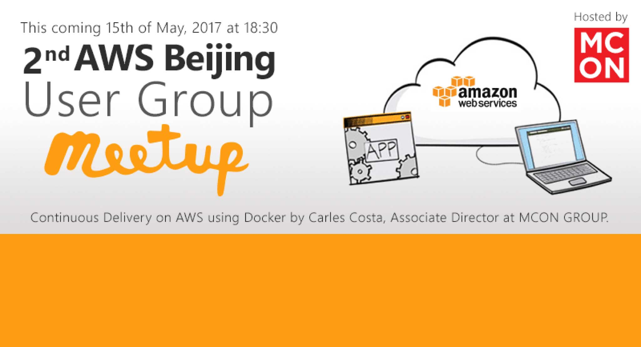 Image of 2nd AWS Beijing User Group Meeting