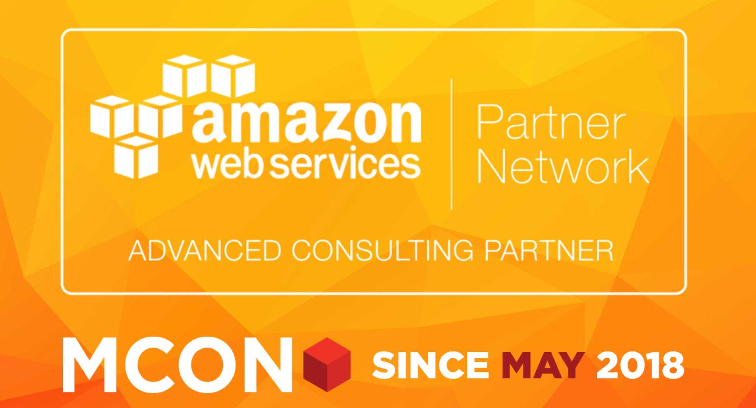 Image of MCON to Advance AWS Partnership and Elevate Its Services to A New Level