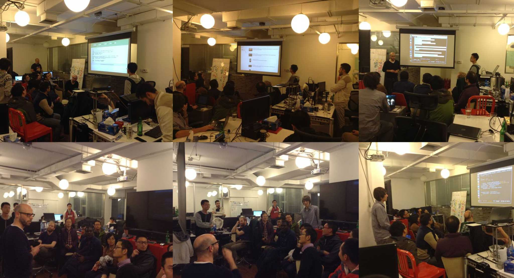 Image of Beijing AngularJS Meet-Up at CRM Factory